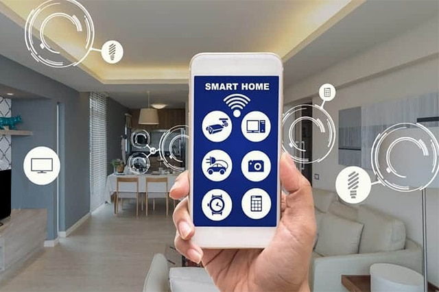 Home Automatin With Phone