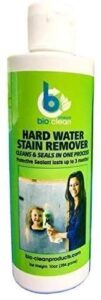Bio-Clean: Hard Water Stain Remover