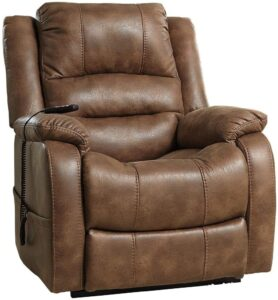 Best recliners for tall person Ashley Furniture Signature Design