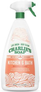 Charlie's Soap Cleaner