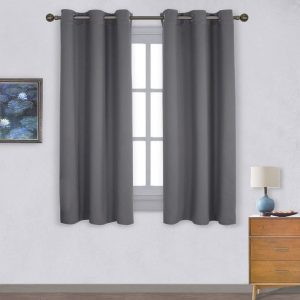 Thermal Grommet Blackout Curtains